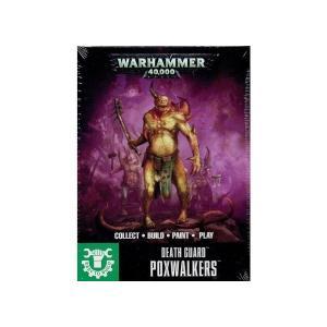 イージー・トゥ・ビルド:デスガード ポクスウォーカー 新品  WARHAMMER ウォーハンマー ゲ...