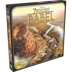 世界の七不思議:バベル (Babel) 多言語版 新品  ボードゲーム アナログゲーム テーブルゲー...