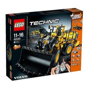 Volvo L350F ホイールローダー 42030 新品レゴ テクニック   LEGO 知育玩具 (弊社ステッカー付)