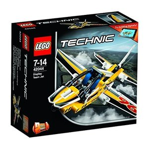 エアショージェット 42044 新品レゴ テクニック   LEGO 知育玩具 (弊社ステッカー付)|kenbill