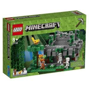 ジャングルの寺院 21132 新品レゴ マインクラフト   LEGO Minecraft 知育玩具 (弊社ステッカー付)|kenbill