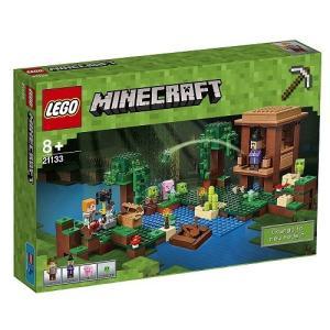 ウィッチの小屋 21133 新品レゴ マインクラフト   LEGO Minecraft 知育玩具 (弊社ステッカー付)|kenbill