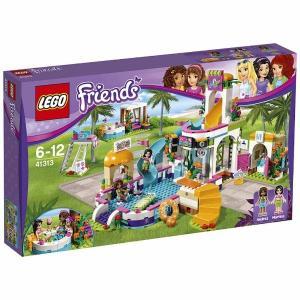 ドキドキウォーターパーク 41313 新品レゴ フレンズ   LEGO Friends 知育玩具 (弊社ステッカー付)|kenbill