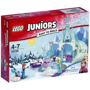 アナとエルサの雪の公園 10736 新品レゴ ジュニア   LEGO JUNIORS 知育玩具 (弊社ステッカー付)|kenbill