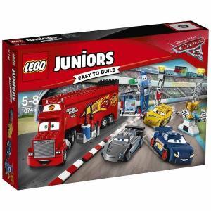 ディズニー カーズ フロリダ 500 ファイナル・レース 10745 新品レゴ ジュニア   LEGO JUNIORS 知育玩具|kenbill