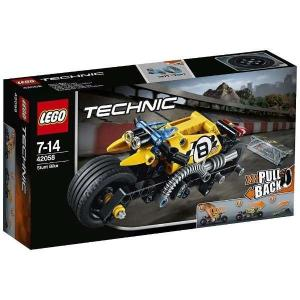 スタントバイク 42058 新品レゴ テクニック   LEGO 知育玩具 (弊社ステッカー付)|kenbill