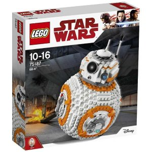 BB-8™ 75187 新品レゴ スター・ウォーズ   LEGO スターウォーズ 知育玩具|kenbill