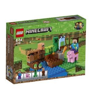 スイカ畑 21138 新品レゴ マインクラフト   LEGO...