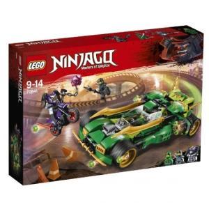 ニンジャ・ナイトクローラー 70641 新品レゴ ニンジャゴー   LEGO 知育玩具 (弊社ステッ...