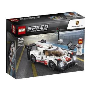 ポルシェ 919 ハイブリッド 75887 新品レゴ スピー...