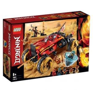 カイのカタナタンカー 70675 新品レゴ ニンジャゴー   LEGO 知育玩具 (弊社ステッカー付...