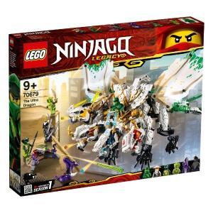 究極のウルトラ・ドラゴン:アルティメルス 70679 新品レゴ ニンジャゴー   LEGO 知育玩具...