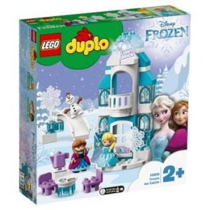 アナと雪の女王 光る! エルサのアイスキャッスル 10899 新品レゴ デュプロ   LEGO 知育...