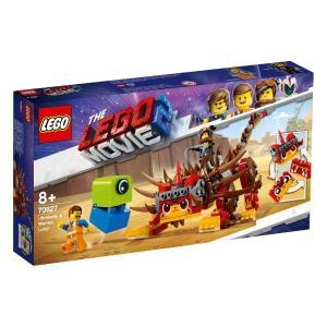 ウルトラキャットと戦士ルーシー 70827 新品レゴ ムービー   LEGO MOVIE 知育玩具 ...