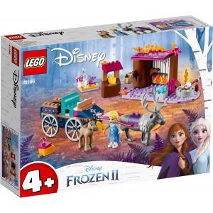 アナと雪の女王2 エルサのワゴン・アドベンチャー 41166 新品レゴ ディズニープリンセス   L...