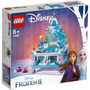 アナと雪の女王2 エルサのジュエリーボックス 41168 新品レゴ ディズニープリンセス   LEGO Disney 姫 知育玩具 (弊社ステッカー付)