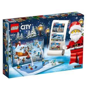 2019 アドベントカレンダー 60235 新品レゴ シティ   LEGO 知育玩具 (弊社ステッカー付)