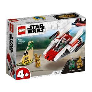 反乱軍のAウィング・スターファイター 75247 新品レゴ スター・ウォーズ   LEGO スターウォーズ 知育玩具