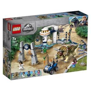 トリケラトプスの暴走 75937 新品レゴ ジュラシックワールド  LEGO 知育玩具 (弊社ステッ...