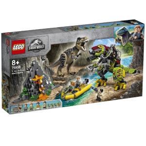 T - レックス vs ダイノメカの戦い 75938 新品レゴ ジュラシックワールド  LEGO 知...