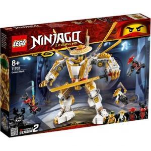 黄金ロボ 71702 新品レゴ ニンジャゴー   LEGO 知育玩具 (弊社ステッカー付)