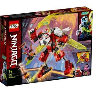 カイのトランスメカジェット 71707 新品レゴ ニンジャゴー   LEGO 知育玩具 (弊社ステッ...