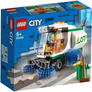 道路清掃車 60249 新品レゴ シティ   LEGO 知育玩具 (弊社ステッカー付)