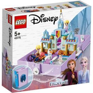アナとエルサのプリンセスブック 43175 新品レゴ ディズニープリンセス   LEGO Disney 姫 知育玩具 (弊社ステッカー付)|kenbill