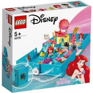 アリエルのプリンセスブック 43176 新品レゴ ディズニープリンセス   LEGO Disney 姫 知育玩具 (弊社ステッカー付)|kenbill
