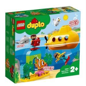 世界のどうぶつ サブマリンの水中探検 10910 新品レゴ デュプロ   LEGO 知育玩具 (弊社...