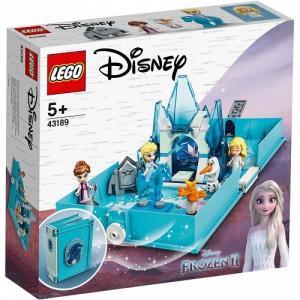 アナと雪の女王2 エルサとノックのストーリーブック 43189 新品レゴ ディズニープリンセス   LEGO Disney 姫 知育玩具 (弊社ステッカー付)|kenbill