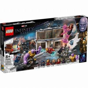 アベンジャーズ:エンドゲーム 最終決戦 76192 新品レゴ スーパー・ヒーローズ   LEGO MARVEL 知育玩具 (弊社ステッカー付)|kenbill