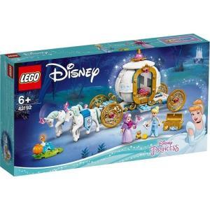 シンデレラの馬車 43192 新品レゴ ディズニープリンセス   LEGO Disney 姫 知育玩具 (弊社ステッカー付)|kenbill