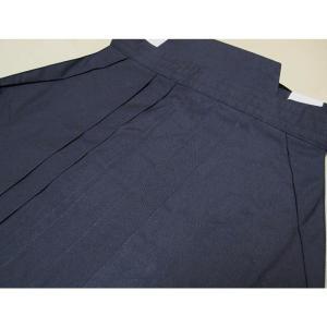 ●刺繍5文字無料●「紺色Wステッチ剣道袴」ダブルステッチでヒダをキープ|kendo-express|03