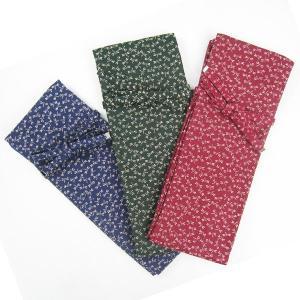 帆布製の3本入り竹刀袋です。  小さなトンボの模様が全体にあしらわれていて とっても可愛いです★  ...