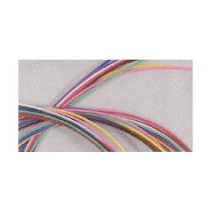 剣道竹刀用のテトロン製の弦です。  お色は10色からお選び頂けます。 ※茶色と橙色のみナイロン製の弦...