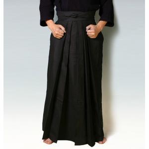 剣道 袴●正藍染8000番綿袴(ひだが取れにくい、洗濯や練習後の整え簡単、内ヒダ縫製加工)|kendouya|05