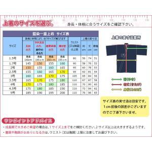 ●剣道着セット(ER)「正藍染一重剣道着(上着)+正藍染8000番綿袴」|kendouya|02