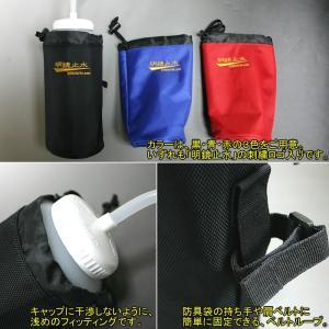 ミューラーウォーターボトル専用の、ボトルケース(カバー)です。 3重構造で保冷効果を高め、1600D...