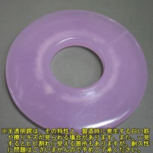 ●半透明鍔・紫【メール便】|kendouya