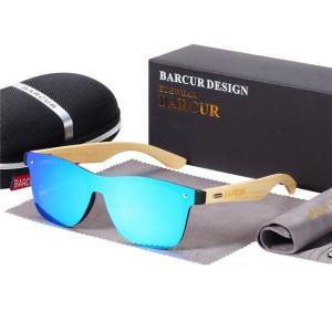 BARCUR新しいコンピュータメガネラウンドアンチブルーライトメガネ光学メガネUVブロッキングゲー Polarized UV400|kenji1980-store