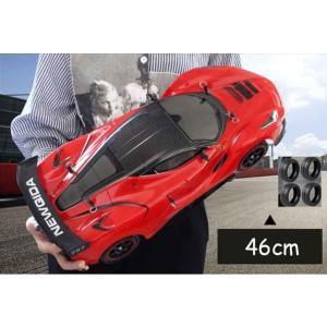 高速レーシングカー 1/10  RC ラジコン 50km/h ドリフト 4WD 2.4G ニトロ 予備タイヤ4本付き