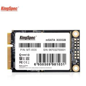 内蔵型SSD mSATA SSD 512GB KingSpec MLC タイプ MT-512|kenji1980-store
