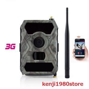 トレイル カメラ HD 1080P モバイル ビデオ録画 3G APP リモートコントロール IP54 12MP kenji1980store|kenji1980-store