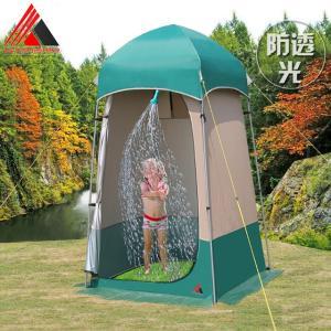 キャンプ シャワー テント トイレ VANQUISHER 簡単操作 更衣室 テント 屋外可動式 トイレ 災害用 kenji1980-store