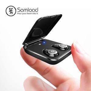 IPX7 ヘッドフォン ワイヤレス Bluetooth 5.0 ヘッドセット 防水 ステレオヘッドセット 電話充電 パワーバンク 2000mAh|kenji1980-store