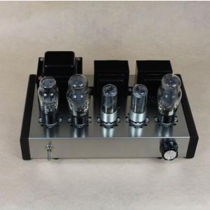 真空管 アンプ キット 高品質 本格音 6p3p + 6n8p + 5z4p 完成品|kenji1980-store