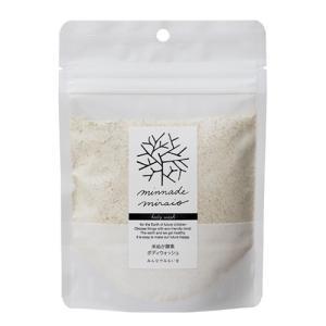 「みんなでみらいを 米ぬか酵素ボディウォッシュ詰替えパック 130g」は、成分は米粉と米ぬかと小麦ふ...
