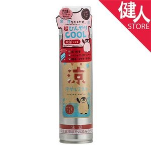 ミミアミィ 布用冷やしミスト いちごミント 160ml  - クイックレスポンス|kenjin