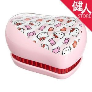 タングルティーザー コンパクトスタイラー ハローキティ キャンディストライプ [日本正規品] kenjin